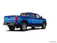 2018 Chevrolet Silverado 2500HD LTZ | Photo 2 | Deep Ocean Blue Metallic
