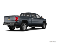 2018 Chevrolet Silverado 2500HD LTZ | Photo 2 | Graphite Metallic