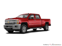 2018 Chevrolet Silverado 2500HD LTZ | Photo 3 | Cajun red tintcoat