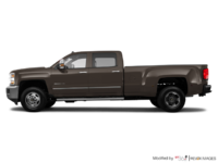 2018 Chevrolet Silverado 3500 HD LTZ | Photo 1 | Havana metallic