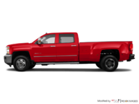 2018 Chevrolet Silverado 3500 HD LTZ | Photo 1 | Red Hot