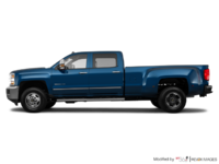 2018 Chevrolet Silverado 3500 HD LTZ | Photo 1 | Deep Ocean Blue Metallic