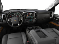 2018 Chevrolet Silverado 3500 HD LTZ | Photo 3 | Dark Ash/Jet Black Leather  (H2V-B3F)