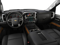 2018 Chevrolet Silverado 3500 HD LTZ | Photo 3 | Jet Black Perforated Leather Bucket Seats (H3B-AN3)