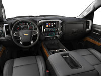 2018 Chevrolet Silverado 3500 HD LTZ | Photo 3 | Dark Ash/Jet Black Perforated Leather Buckets Seats  (H3C-AN3)