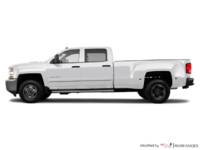 2018 Chevrolet Silverado 3500 HD WT | Photo 1 | Summit White