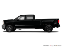 2018 Chevrolet Silverado 3500 HD WT | Photo 1 | Black