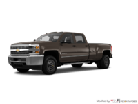 2018 Chevrolet Silverado 3500 HD WT | Photo 3 | Havana metallic