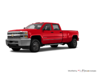 2018 Chevrolet Silverado 3500 HD WT | Photo 3 | Red Hot