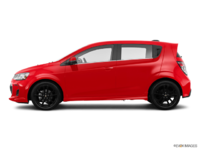 2018 Chevrolet Sonic Hatchback PREMIER | Photo 1 | Cajun Red