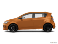 2018 Chevrolet Sonic Hatchback PREMIER | Photo 1 | Orange Burst Metallic