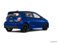 2018 Chevrolet Sonic Hatchback PREMIER | Photo 2 | Kinetic Blue Metallic