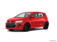 2018 Chevrolet Sonic Hatchback PREMIER | Photo 3 | Red Hot