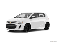 2018 Chevrolet Sonic Hatchback PREMIER | Photo 3 | Summit White