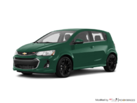 2018 Chevrolet Sonic Hatchback PREMIER | Photo 3 | Ivy Metallic