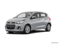 2018 Chevrolet Spark 1LT | Photo 3 | Silver Ice Metallic