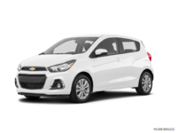2018 Chevrolet Spark 1LT | Photo 3 | Summit White