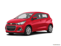 2018 Chevrolet Spark 1LT | Photo 3 | Red Hot