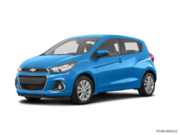2018 Chevrolet Spark 1LT | Photo 3 | Splash Metallic