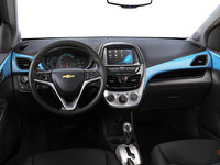 2018 Chevrolet Spark 1LT | Photo 3 | Jet Black/Blue Cloth