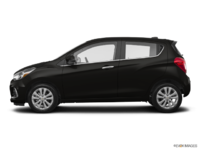 2018 Chevrolet Spark 2LT | Photo 1 | Mosaic Black Metallic