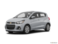 2018 Chevrolet Spark 2LT | Photo 3 | Silver Ice Metallic