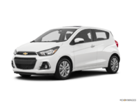 2018 Chevrolet Spark 2LT | Photo 3 | Summit White