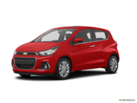 2018 Chevrolet Spark 2LT | Photo 3 | Red Hot