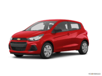 2018 Chevrolet Spark LS | Photo 3 | Red Hot