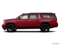 2018 Chevrolet Suburban LT | Photo 1 | Siren Red
