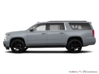 2018 Chevrolet Suburban LT | Photo 1 | Satin Steel Metallic