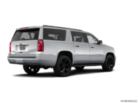 2018 Chevrolet Suburban LT | Photo 2 | Silver Ice Metallic