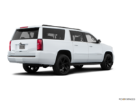 2018 Chevrolet Suburban LT | Photo 2 | Summit White
