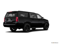 2018 Chevrolet Suburban LT | Photo 2 | Black