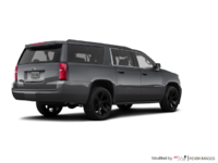 2018 Chevrolet Suburban LT | Photo 2 | Tungsten Metallic