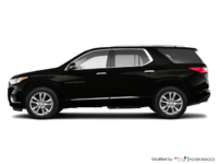2018 Chevrolet Traverse HIGH COUNTRY | Photo 1 | Mosaic Black Metallic