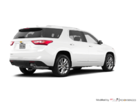 2018 Chevrolet Traverse HIGH COUNTRY | Photo 2 | Summit White