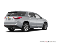 2018 Chevrolet Traverse HIGH COUNTRY | Photo 2 | Silver Ice Metallic