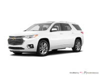 2018 Chevrolet Traverse HIGH COUNTRY | Photo 3 | Summit White