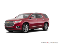 2018 Chevrolet Traverse HIGH COUNTRY | Photo 3 | Cajun red tintcoat