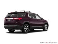 2018 Chevrolet Traverse LT TRUE NORTH | Photo 2 | Black Currant Metallic