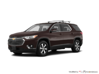 2018 Chevrolet Traverse LT TRUE NORTH | Photo 3 | Havana metallic