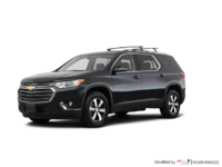 2018 Chevrolet Traverse LT TRUE NORTH | Photo 3 | Mosaic Black Metallic