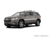 2018 Chevrolet Traverse LT TRUE NORTH | Photo 3 | Pepperdust Metallic