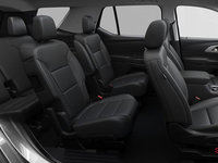 2018 Chevrolet Traverse LT TRUE NORTH | Photo 2 | Jet Black Perforated Leather