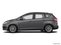 2018 Ford C-MAX HYBRID SE | Photo 1 | Magnetic Metallic