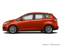 2018 Ford C-MAX HYBRID SE | Photo 1 | Hot Pepper Red Tinted Clearcoat