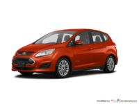 2018 Ford C-MAX HYBRID SE | Photo 3 | Hot Pepper Red Tinted Clearcoat