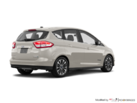 2018 Ford C-MAX HYBRID TITANIUM | Photo 2 | White Gold