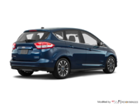 2018 Ford C-MAX HYBRID TITANIUM | Photo 2 | Blue